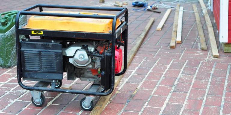 portable household generator