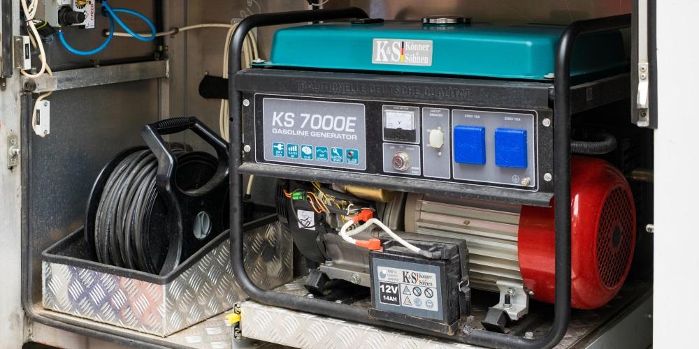 stored generator