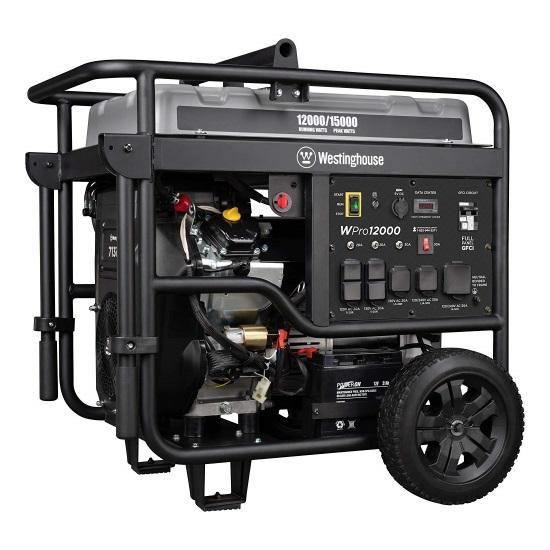 The [BEST] 12 000 Watt Portable Generators Reviews & More