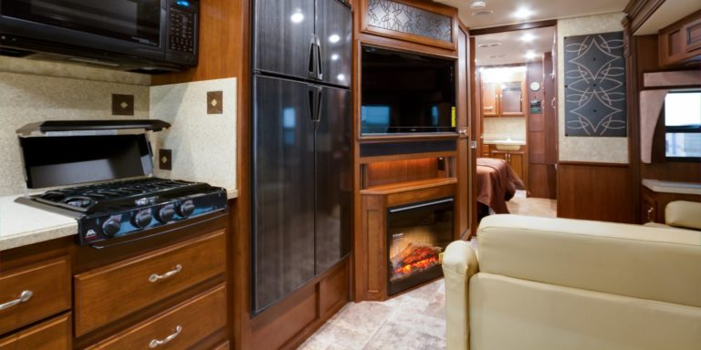 RV appliances that could be run by 2000 generator